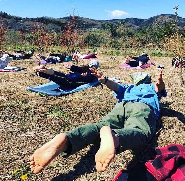 東松山ヨガ|身体の動き・瞑想・呼吸の練習