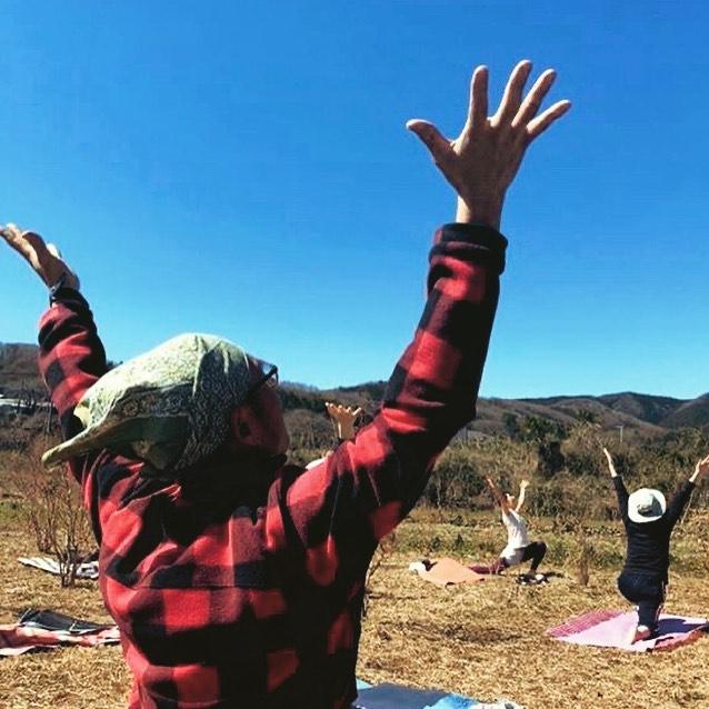 呼吸の練習|東松山ヨガ